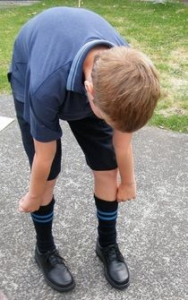 Pull your socks up boy! Musiclab Blog. Leaving primary school.