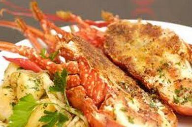 A Lagosta ao Forno tem sabor delicioso, faça essa deliciosa comida e saboreie um alimento nutritivo e saudável.