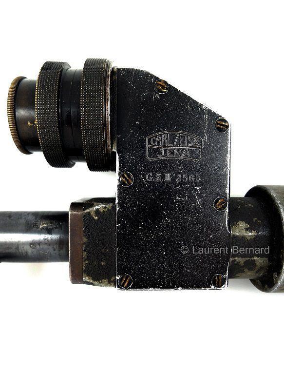 Pre WWI – Carl Zeiss Jena G.Z.IIII Prismatic rifle scope | Sniper Scopes
