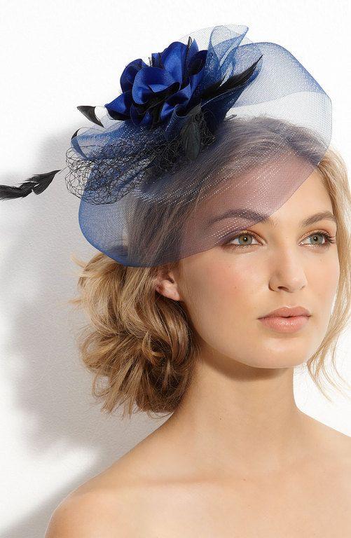 Brainy Mademoiselle: Fascinator Headband