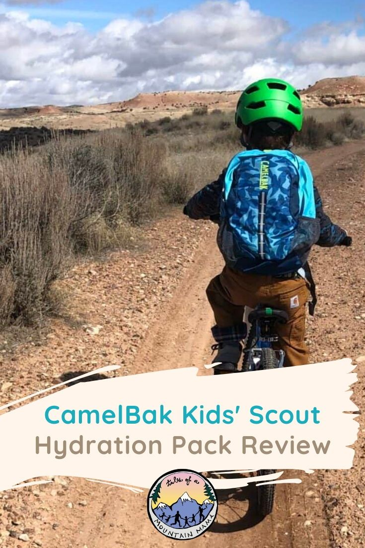 Camelbak Kids Scout Hydration Pack In 2020 Kids Hydration Kids Hydration Pack Outdoor Activities For Kids