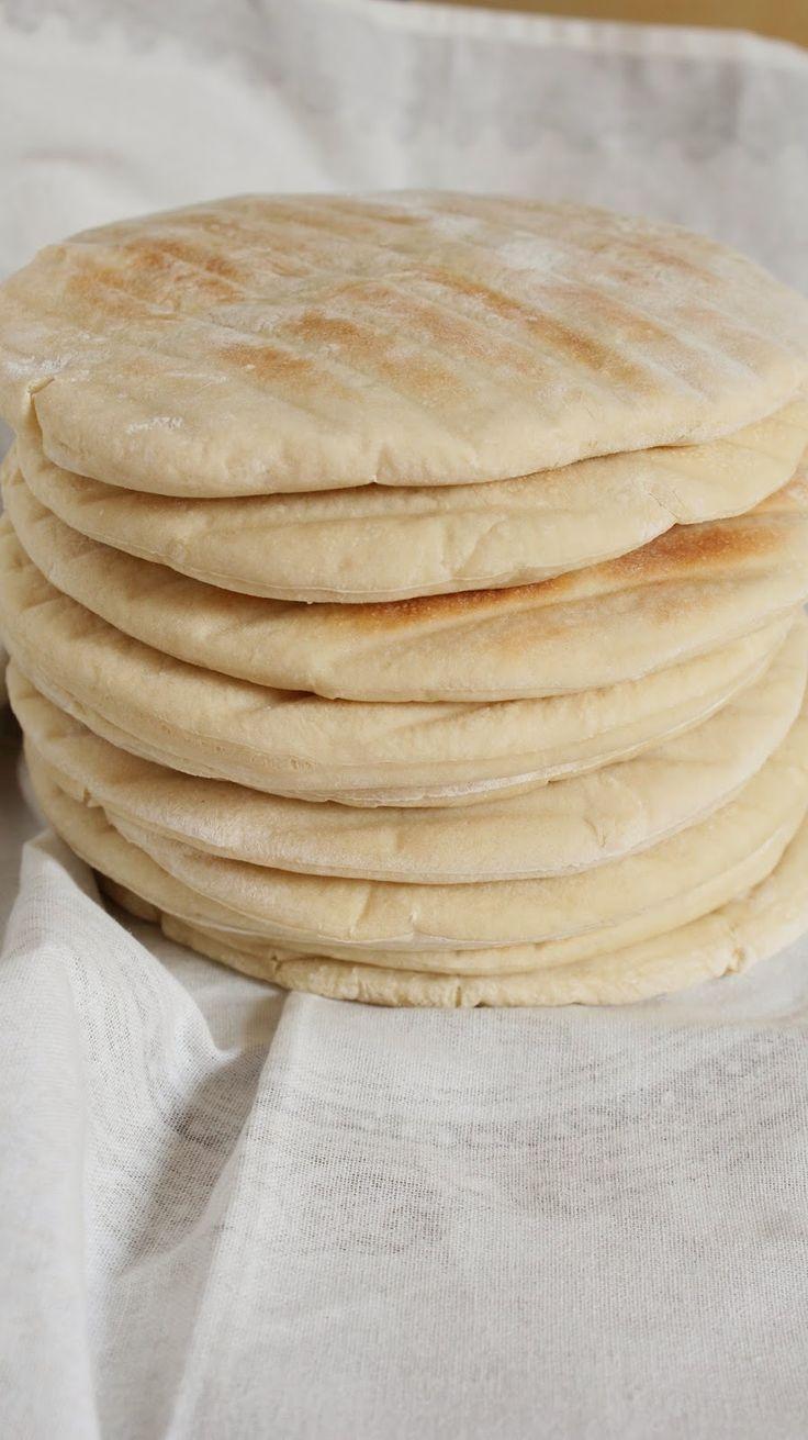 Operación Pastelito:: Arayés o sandwich árabe con carne y verduras... pan pita o casi