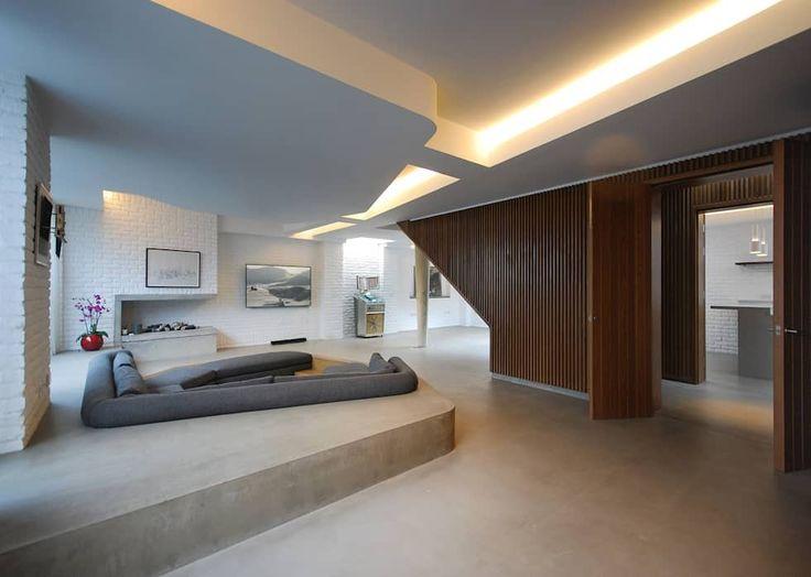 Novilei - Blog Imobiliário — Ideias para tectos falsos e iluminação  #blog #iluminacao #casa #house #decoracao