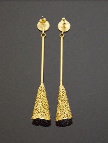 LEO MINOR Golden Earrings http://www.vonmimi.com/collections/earrings/products/leo-minor-golden-earrings-e20009?utm_source=Pinterest&utm_medium=Social&utm_campaign=Earrings