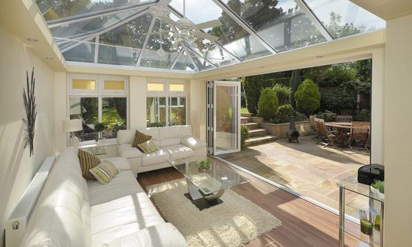 Sky Pods and Orangeries – Trade Conservatory Roofs