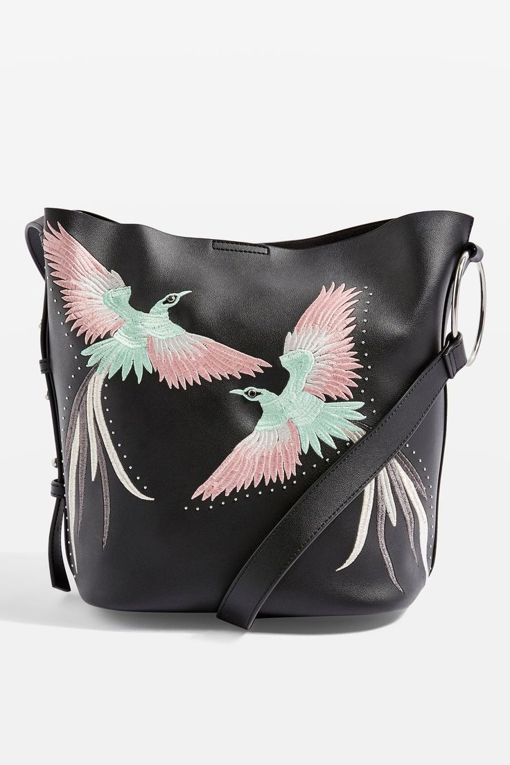 REBECCA Bird Shoulder Bag - New In Fashion - New In - Topshop Europe