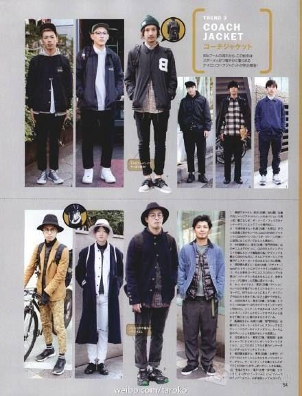 #fashion #magazine #inspiration #Menswear