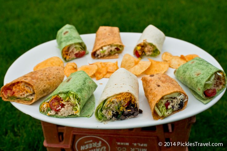 5 Chicken Wrap Sandwich Recipes for Summer
