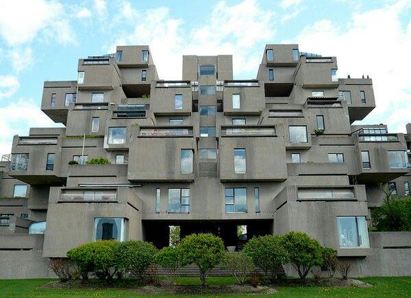 Habitat architecture