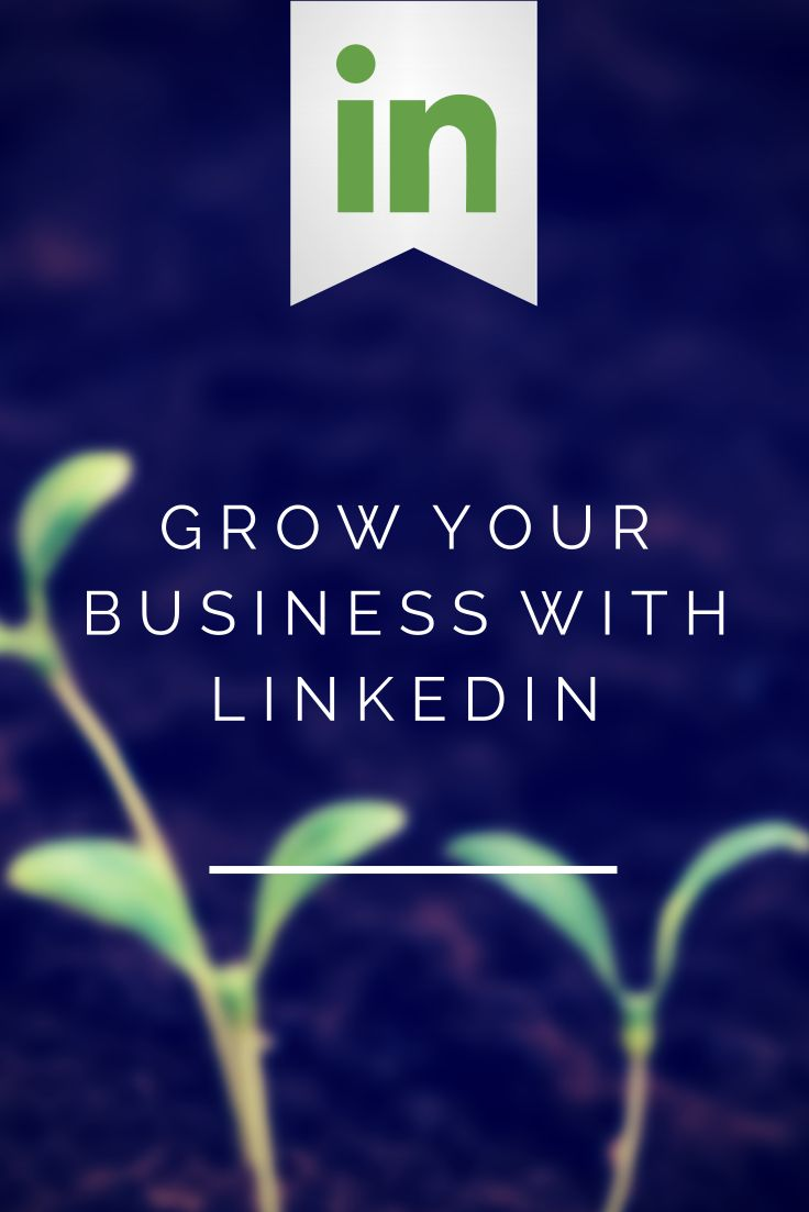 7 Ways to Grow Your Business with LinkedIn http://blog.canva.com/grow-business-with-linkedin/