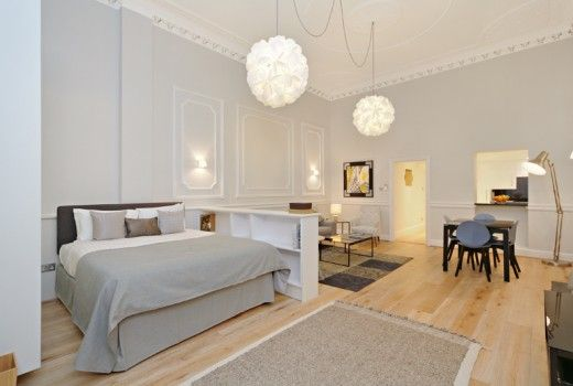 Kensington Vacation Rentals | short term rental london | London self catering accommodation Apartment Rentals, London: Stylish Studio Apartment in Queen's Gate Road @HolidayPorch https://www.holidayporch.com/rental-1480