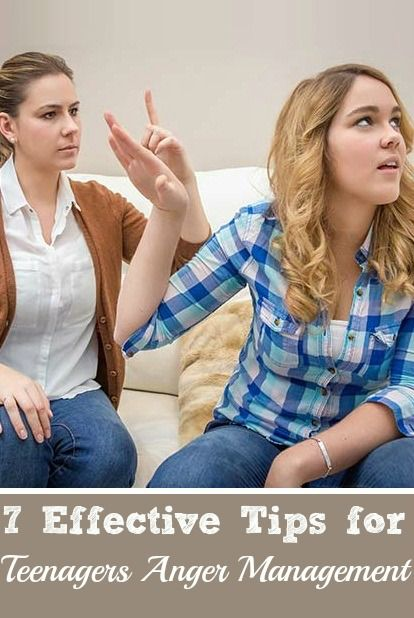7 Effective Tips To Deal With Anger Management In Teenagers