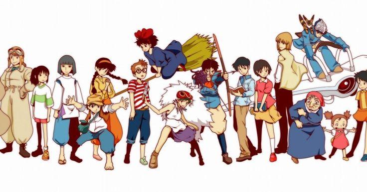 """El estudio Ghibli se ha caracterizado por la enorme calidad en todas las películas animadas que ha producido, su cabeza y gran genio detrás de estas producciones es Hayao Miyazaki, quién ha sufrido ataques de la prensa por su postura anti-xenofobica; sí uno analiza muchas de sus animaciones, podrá encontrar significados ocultos que sorprenderían a más de uno.Por ejemplo, en """"El viaje de Chihiro"""" habla sobre la prostitución a la que debían de someterse las niñas y mujeres chinas en Japón…"""