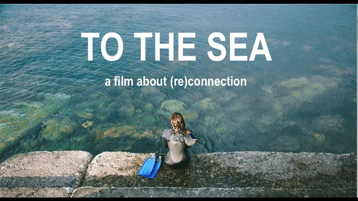 Ella Van Cleave '15 is fundraising to make TO THE SEA - a film about (re)connection.