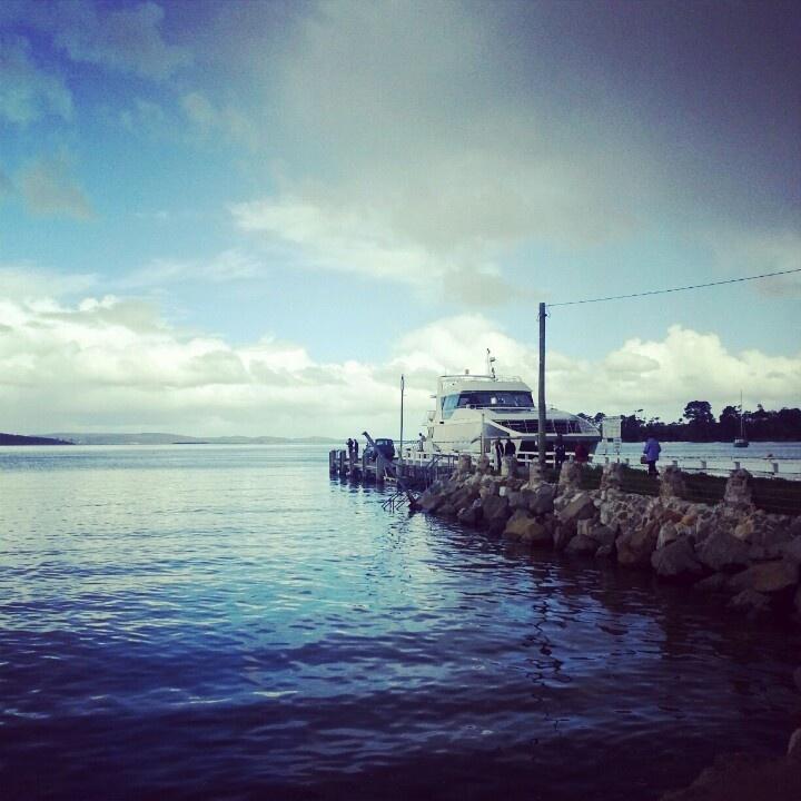 Peppermint Bay, Tasmania