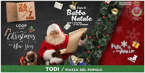 Un magico Natale a Todi!