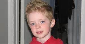 Model rambut anak laki-laki