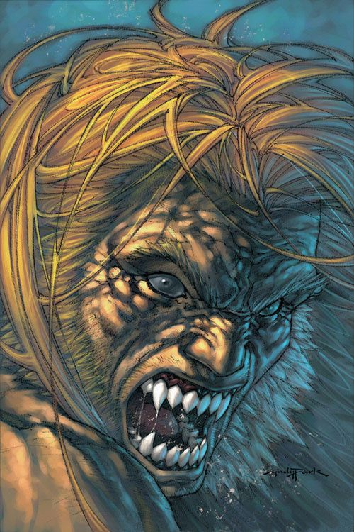 Sabretooth by ANDY PARK