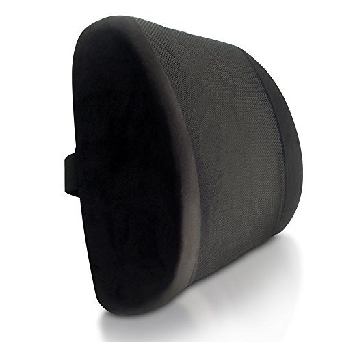 *LUMBAR ROYALE* Lumbar Support. Premium Lower Back Support Pillow with Luxurious, Breathable Cover. BEST Lower Back Pain Cushion. With Strap. Perfect for Office Chair - Desk Chairs, Car Seat, Auto ** Check out this great image @ http://www.ilikeboutique.com/boutique/lumbar-royale-lumbar-support-premium-lower-back-support-pillow-with-luxurious-breathable-cover-best-lower-back-pain-cushion-with-strap-perfect-for-office-chair-desk-chairs-car-seat-auto/?ij=010716160405