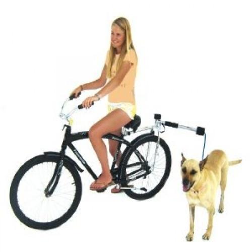 Bike Balance Dog Jogger Arnés para Perros