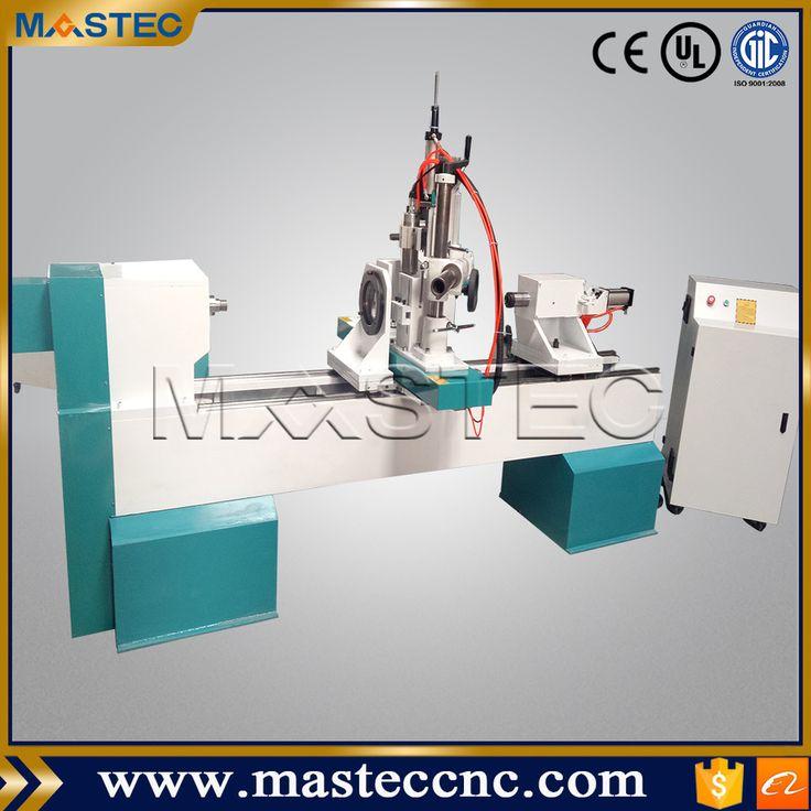 4 axis cnc wood lathe machine price