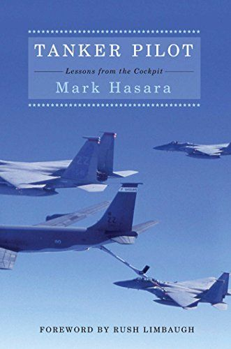 Tanker Pilot: Lessons from the Cockpit by Mark Hasara https://smile.amazon.com/dp/1501181661/ref=cm_sw_r_pi_dp_x_mFlaAbHE0HVPA