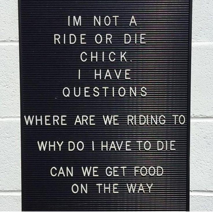 Ride Or Die Friend Meme
