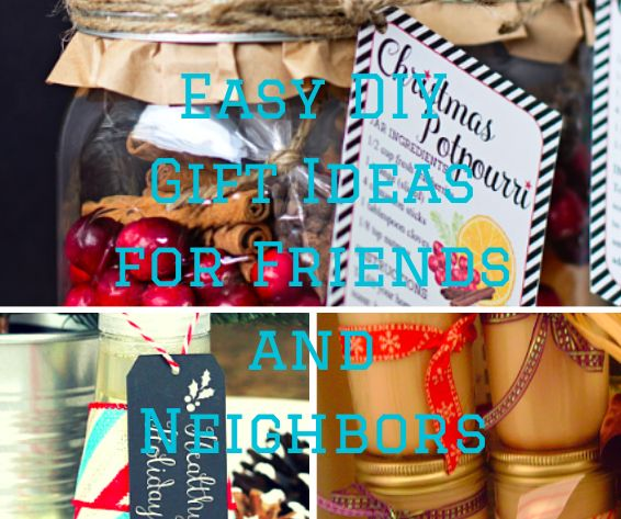 216 best images about frugal gift ideas on pinterest for Simple homemade gift ideas for friends
