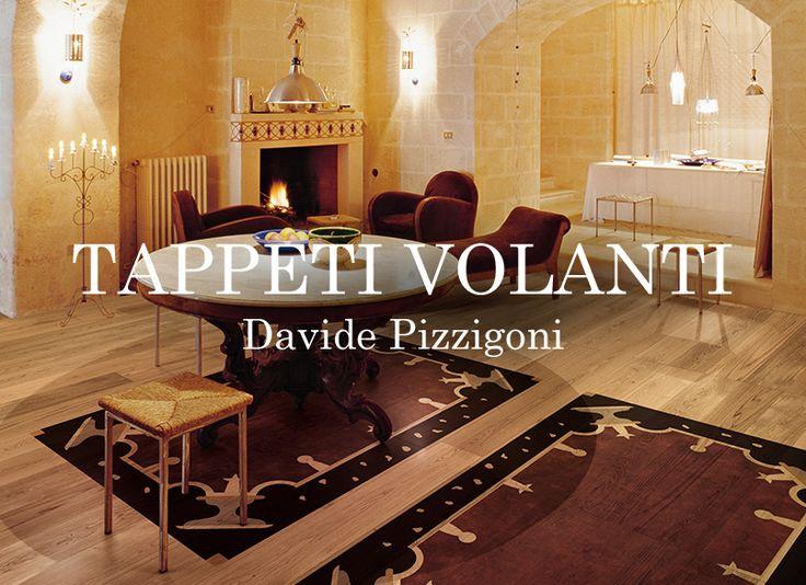 XILO1934   Parquet Design in Rovere Slavonja   Tappeti volanti   Davide Pizzigoni