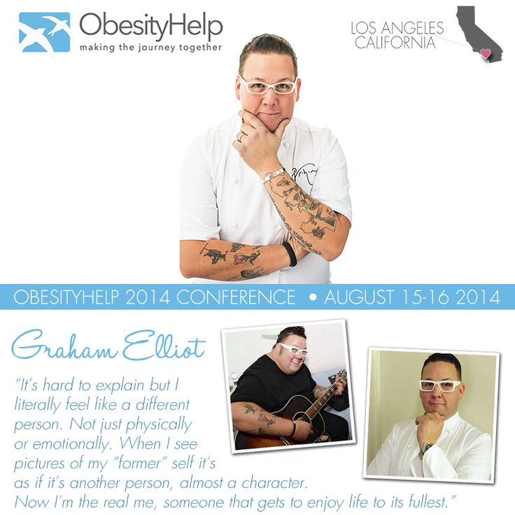 70 best obesity weight loss surgery in the news images on exclusive interview with graham elliot one year after vsg fandeluxe Gallery