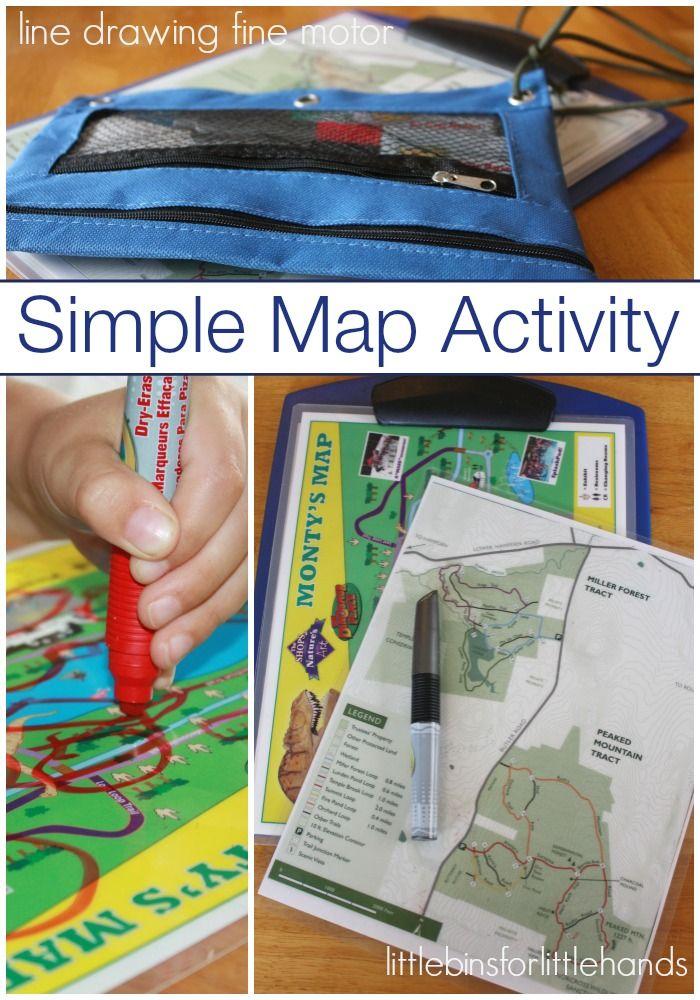 26 Best Maps For Kids Images On Pinterest