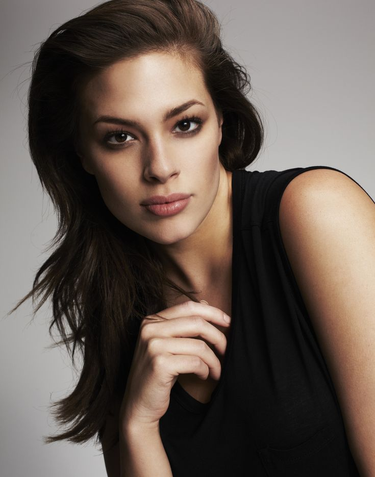 Ashley Graham, 28, was born in Lincoln, Nebraska and discovered in a mall at the age of 12. Her natural beauty and effervescent personality led to her ...