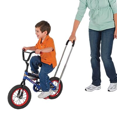 Bikes For Toddlers With Push Bars Bike Handles Gifts Kids