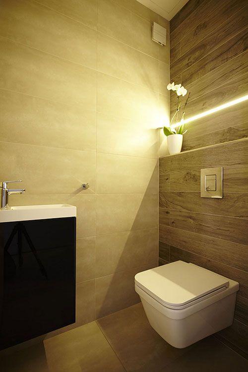 Toilet verlichting ideeën