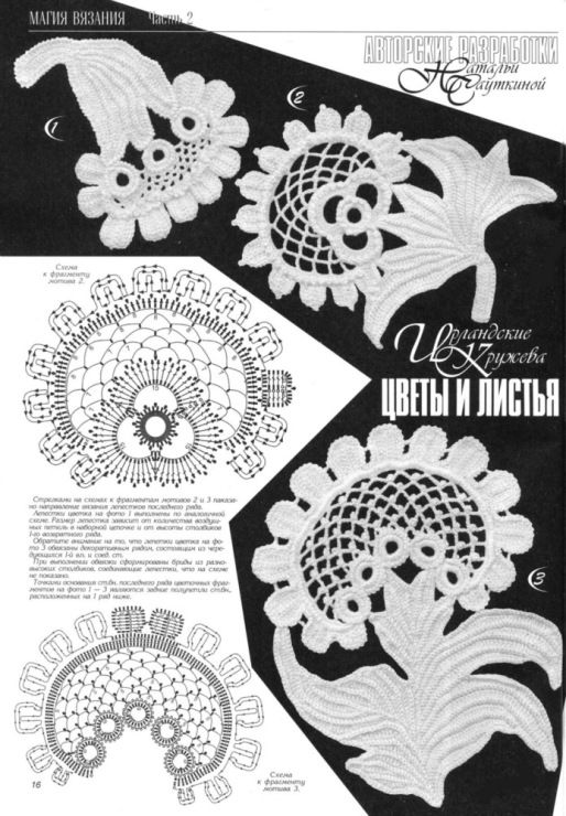Gallery.ru / Фото #48 - Дуплет № 120 Магия вязания - git-ta