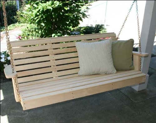 (CLICK IMAGE TWICE FOR PRICING AND INFO :) #porch #swing #swings #furniture #deck #porchswing #porchswings #outdoor #outdoorfurniture #patio - SEE MORE Patio Swings at http://zpatiofurniture.com/page/26/?cat=1318 - 76″ Select Pine Savannah Porch Swing « zPatioFurniture.com