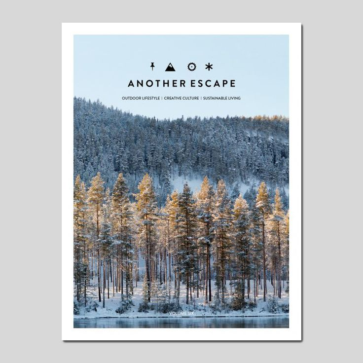 Another Escape Magazine Volume 6