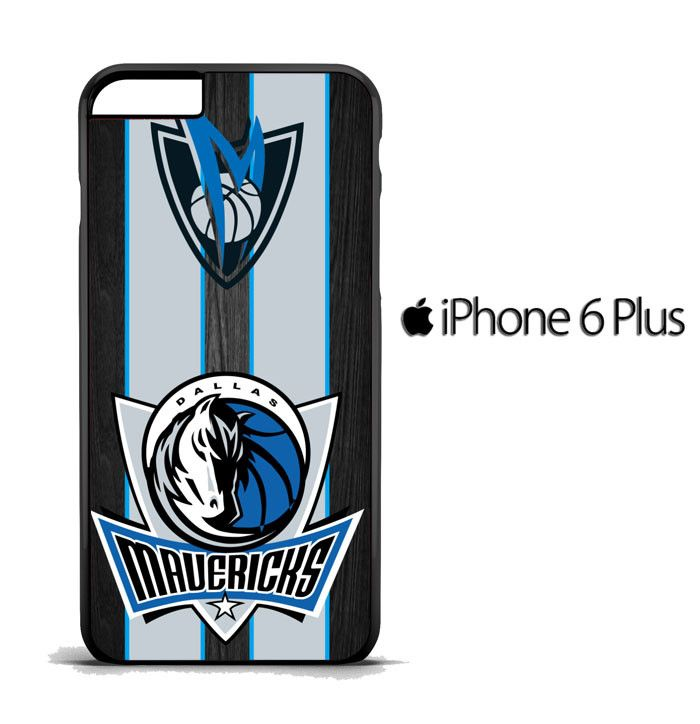 Dallas Mavericks Logo X3197 iPhone 6 Plus | 6S Plus Case