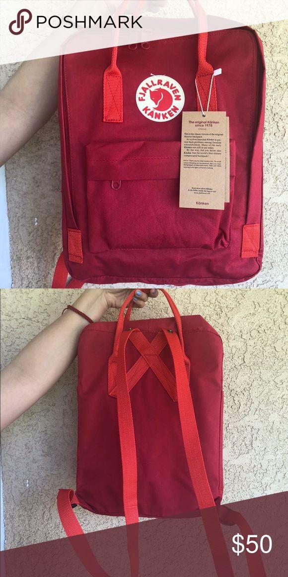 Original Fjällräven Kånken backpack Brand new m…