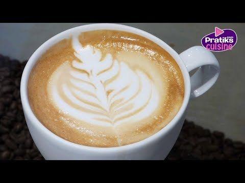 Faire un cappuccino - Préparer un café - YouTube