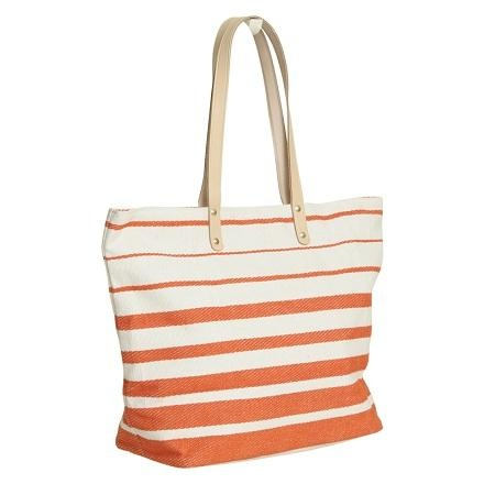 Day Trip Canvas Tote