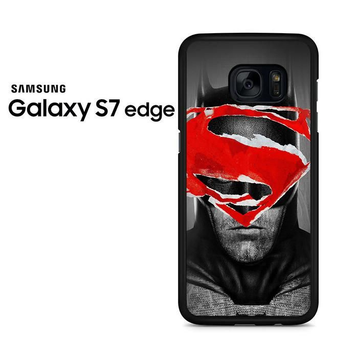 Batman V Superman Characters Samsung Galaxy S7 Edge Case