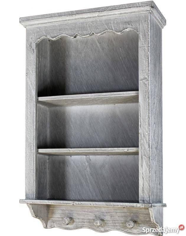 Wiszaca Polka Szafka W Stylu Prowansalskim Limanowa Repainting Furniture Home Decor Decor