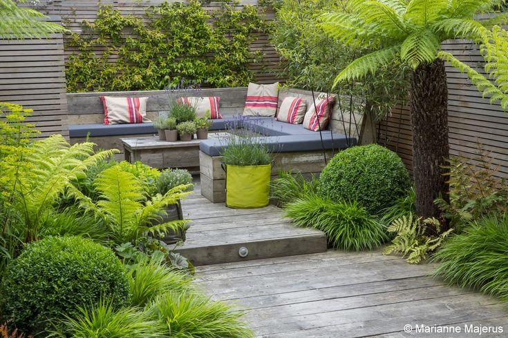 Urban London Garden Design