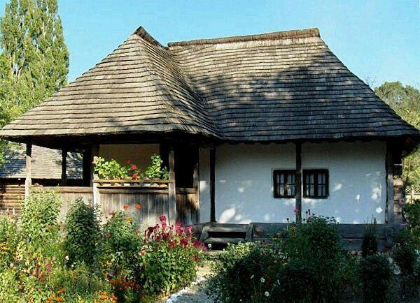Casa este tradițională românească.