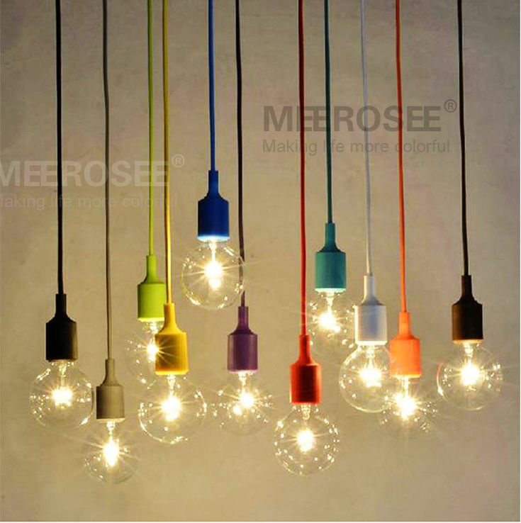 De 13 bsta home decor led pendant lights bilderna p pinterest find more chandeliers information about colorful chandelier light e27 silicon gel socket suspension drop lamp modern mozeypictures Image collections