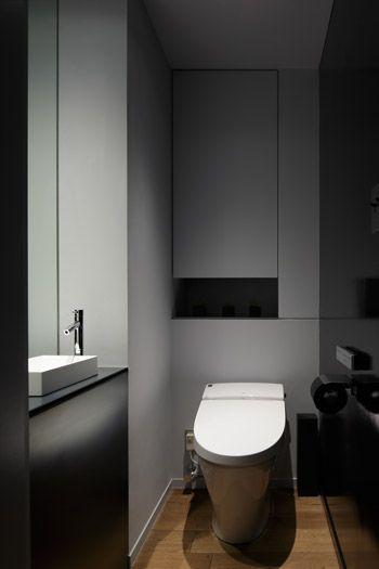 small toilet room design. 571 best Bathroom images on Pinterest  ideas Toilet room and Bath