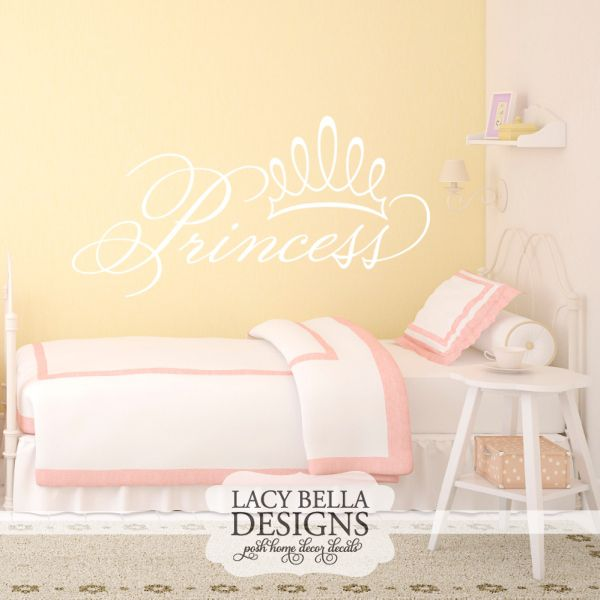 Best Kids Rooms Girls Images On Pinterest Room Girls Girl - Custom vinyl wall decals cheappopular custom vinyl wall lettersbuy cheap custom vinyl wall