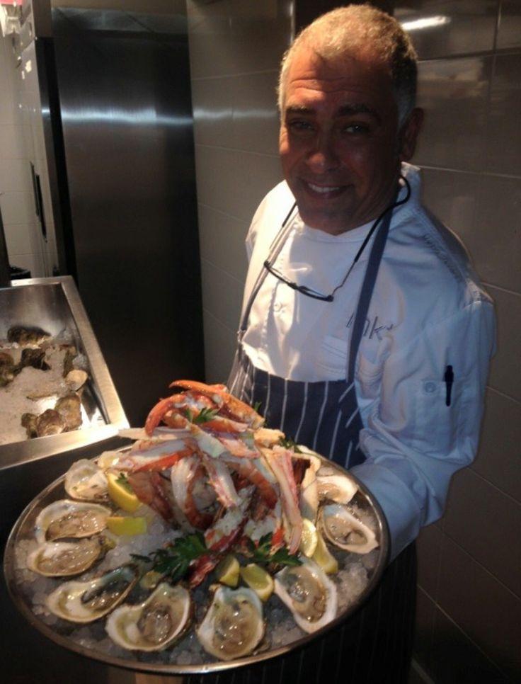 Avec Chef Marino Tavares satisfaction garantie #restomkt #montreal #Mtl #downtownmtl