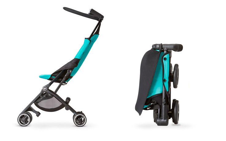 This is a game changer for parents who are traveling with little ones. Pockit Stroller Capri Blue  www.travelagentlongisland.com